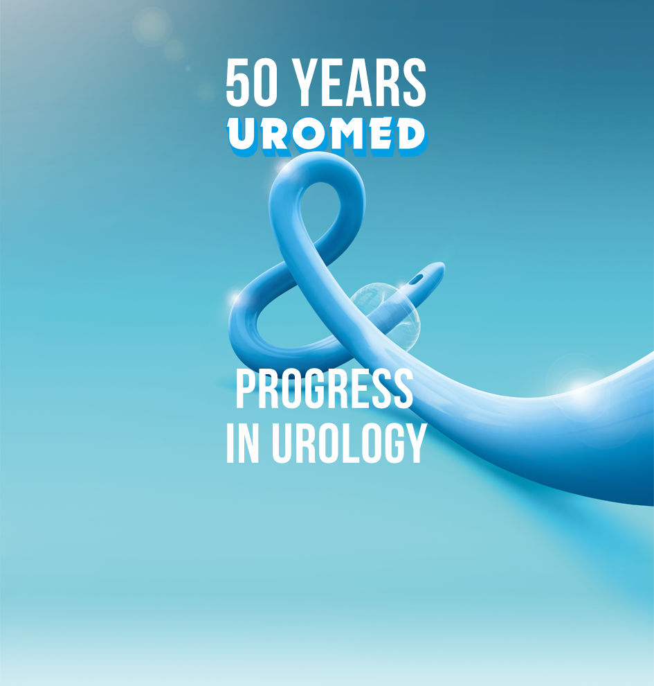 50 years UROMED & Progress in Urology